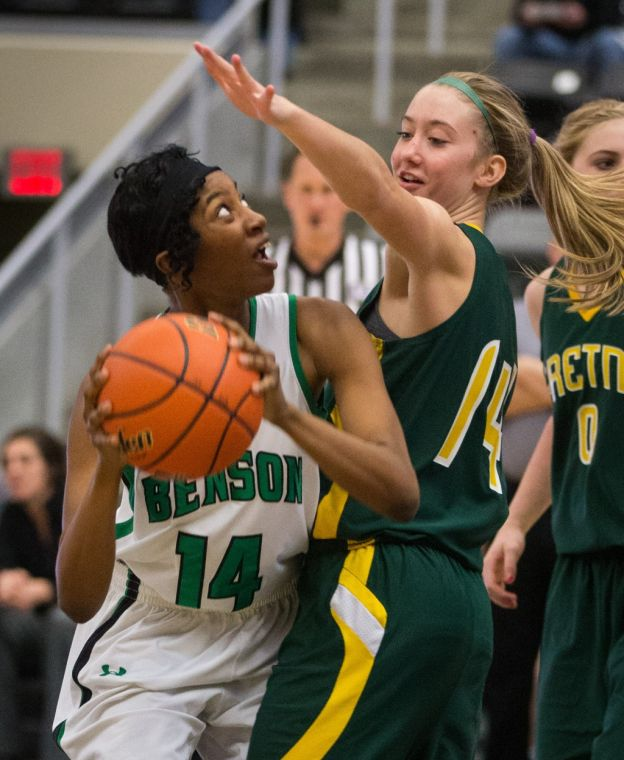 Free throws help Gretna girls past Benson