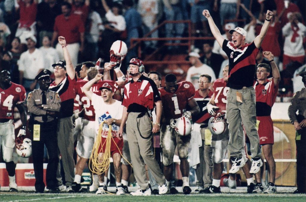 At long last, ESPN's '30 for 30' documentary series tackles 1994, 1995 Husker teams