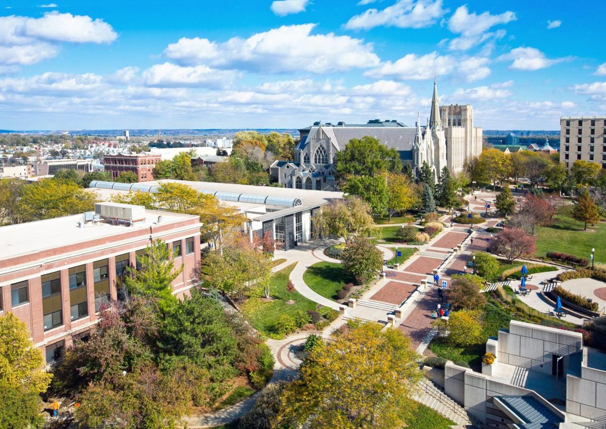 creighton university plans to cut about 60 non faculty jobs