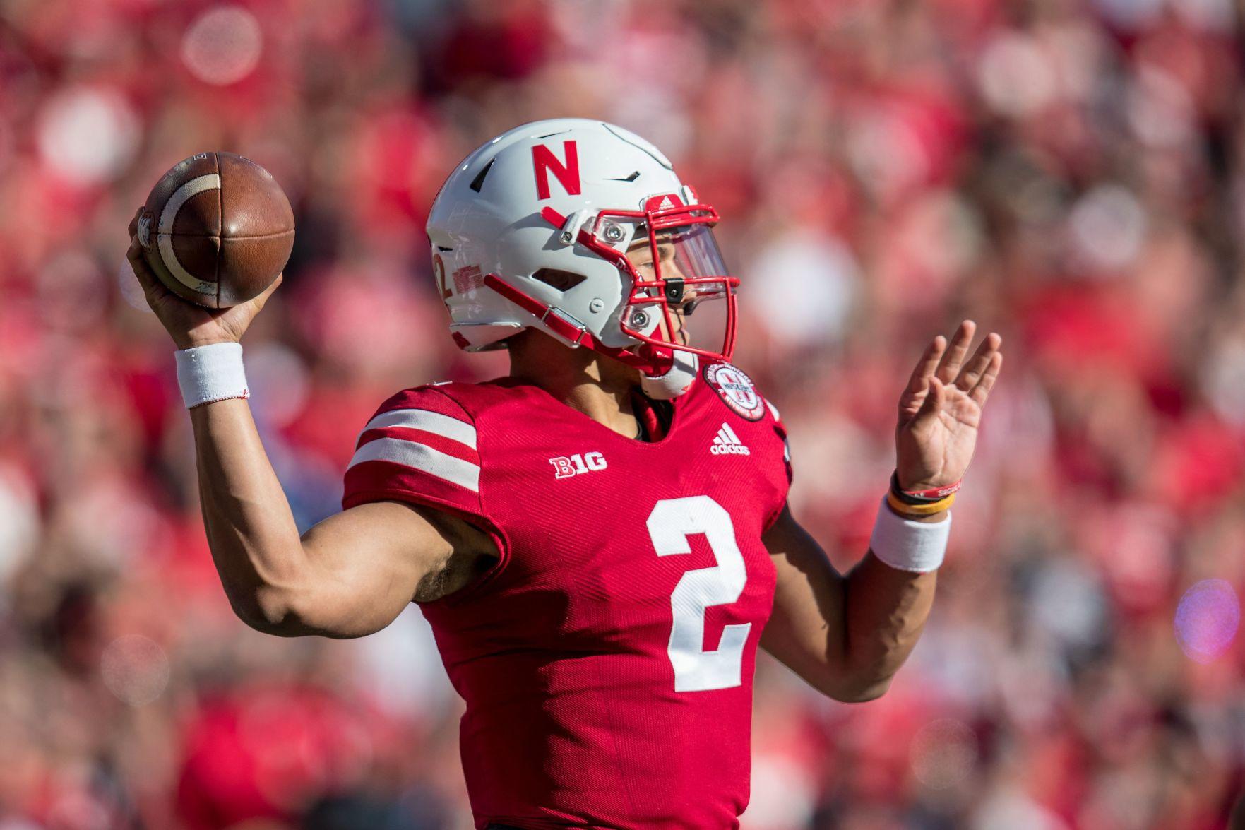 Adrian Martinez quarterback