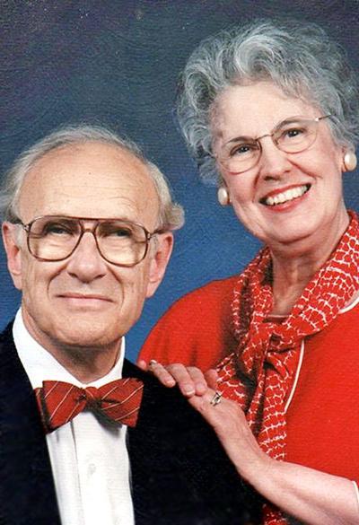Blanke, Henry H. Jr. and Fern L. (Cruse)