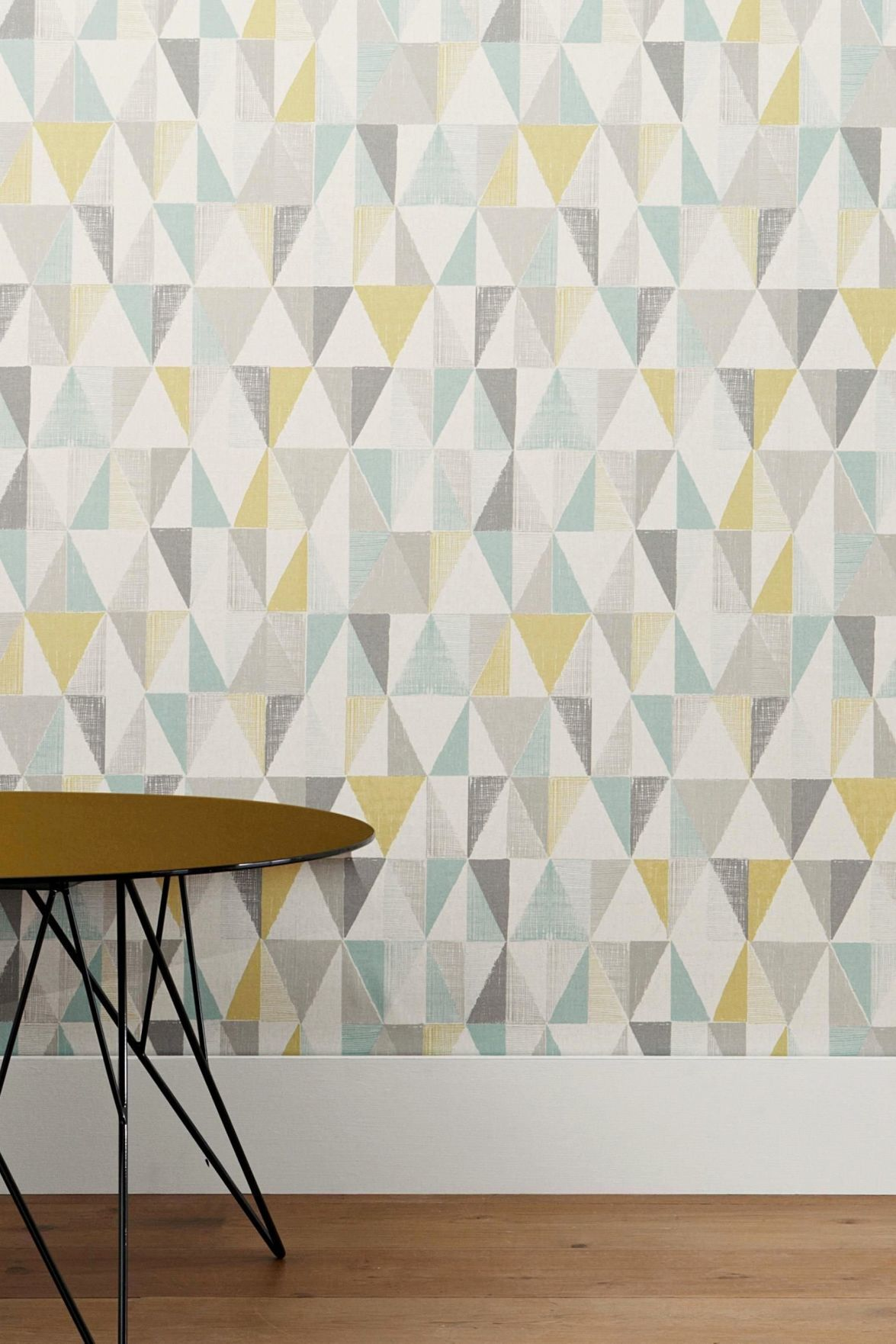 Give your home an up-to-date look with geometric shapes | Inspired ...