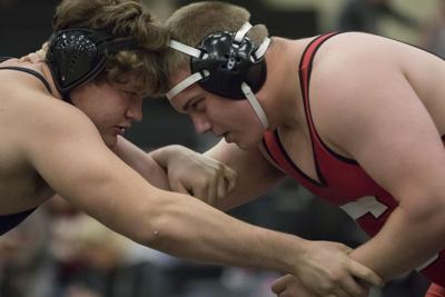 Creston/Orient-Macksburg wrestlers take control early to avoid another loss