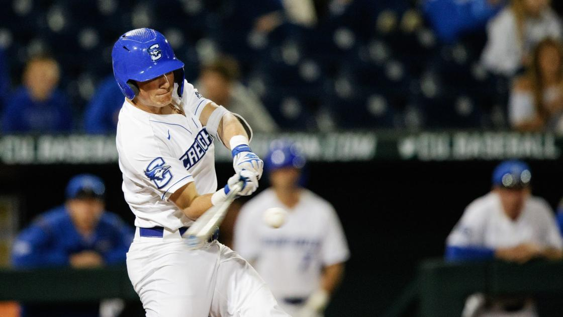 Bluejay outfielder Jared Wegner improvised to get back in swing of things; now games await