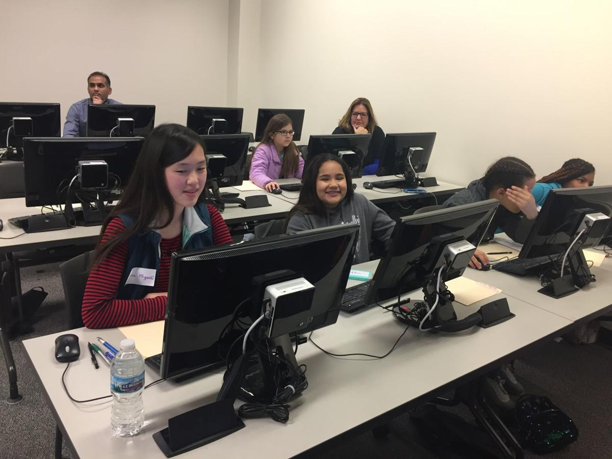 Coding for Girls Camp