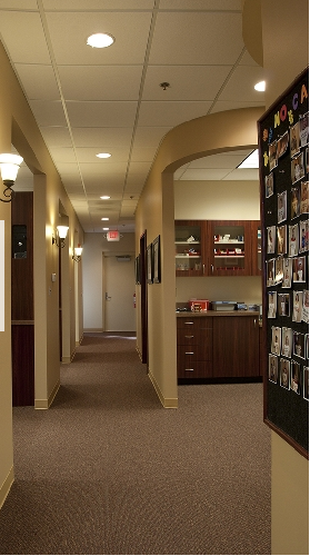 Aesthetic & Family Dentistry - Larry A Cameron DDS | Office