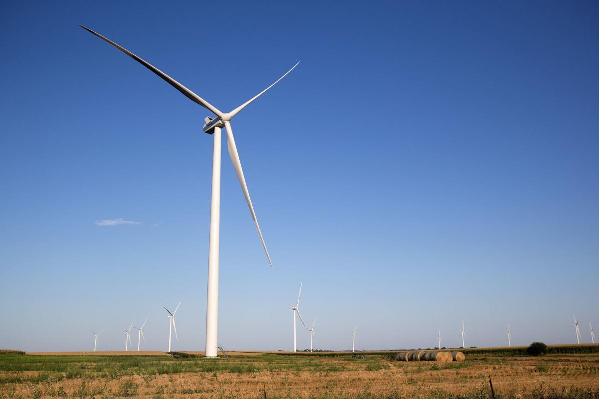 Grande Prairie Wind Project