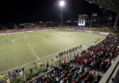 Field at Creighton's Morrison Stadium receives upgrade to turf used in some MLS stadiums
