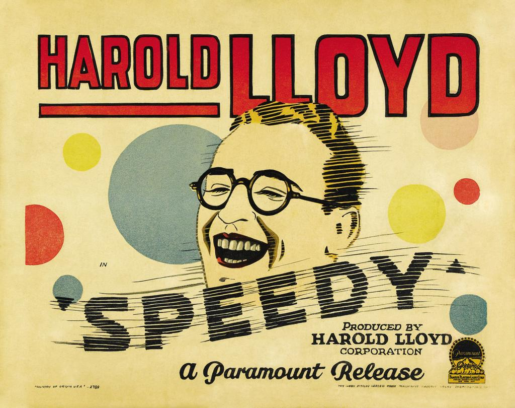 How Nebraska native Harold Lloyd invented the modern action movie