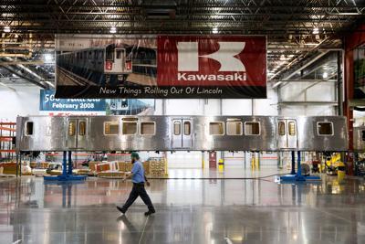 Lincoln Kawasaki plant