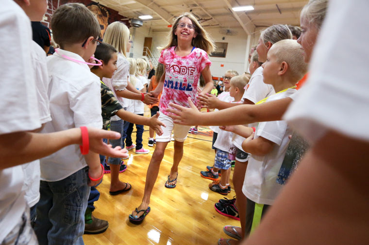 Palmer, Neb., schools take a page from 'Harry Potter'