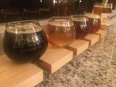 Beers from A to Zipline