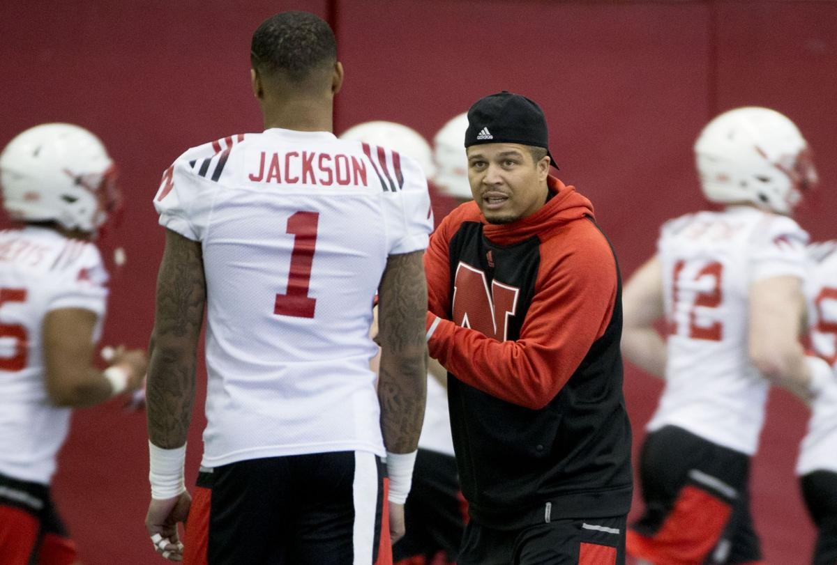 New Husker corners trying to learn, all while being stretched out and learning mental side of game