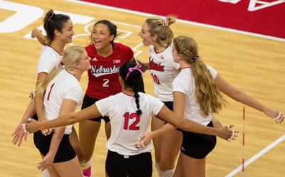 Madi Kubik's career high leads No. 5 Husker volleyball to four-set win over No. 20 Purdue