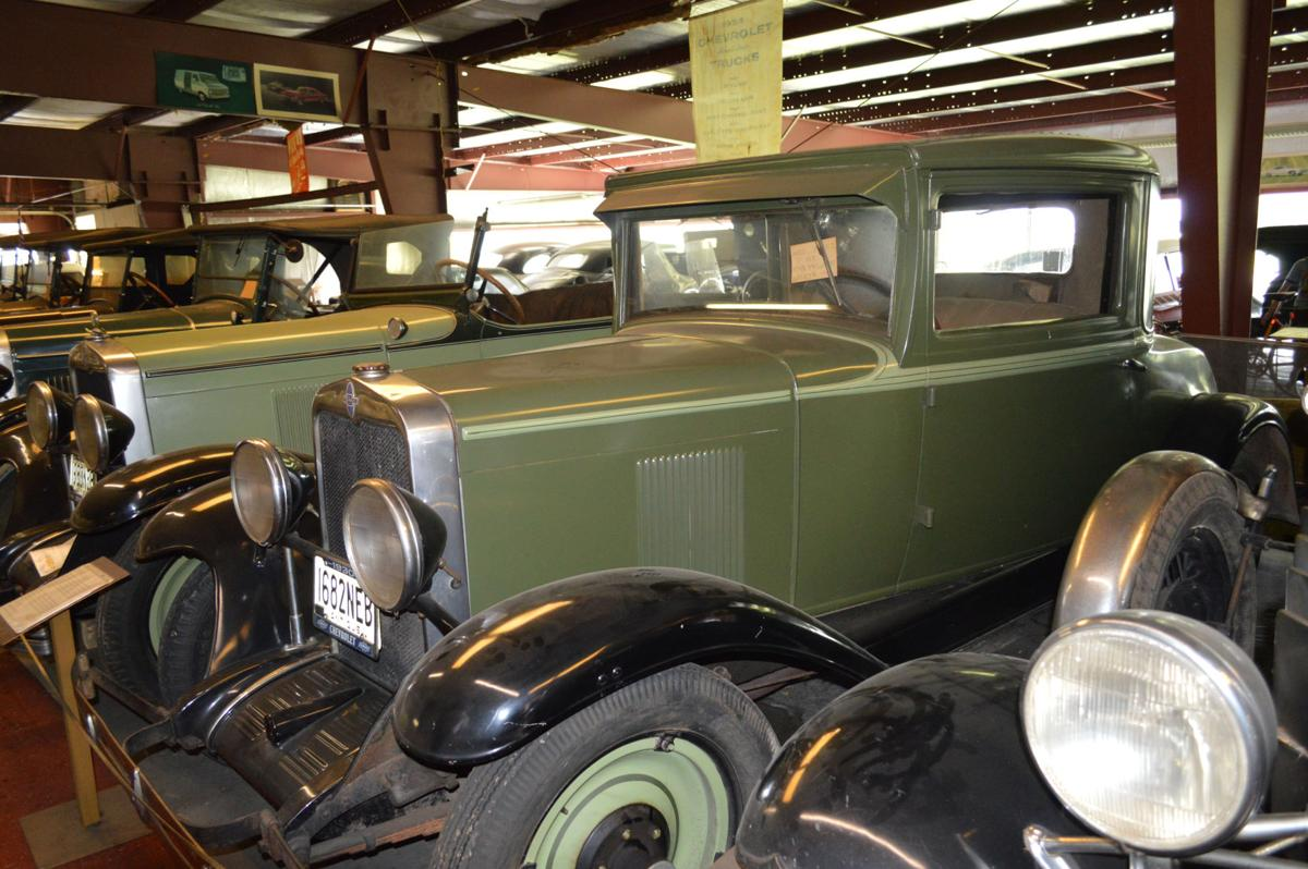 Treasures in Nebraskan\'s classic car collection include 1965 Chevy ...