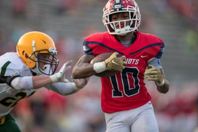 TJ Urban and Antrell Taylor team up to lead Top 10 No. 2 Millard South against Lincoln Pius X