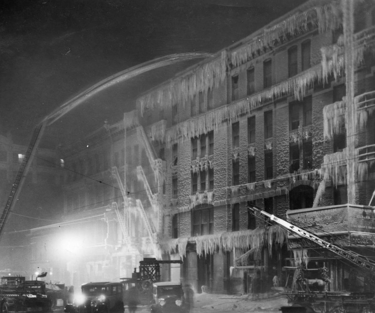 Millard Hotel - archive