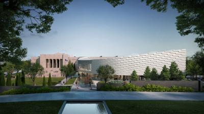 Joslyn Art Museum breaks ground on $100 million addition