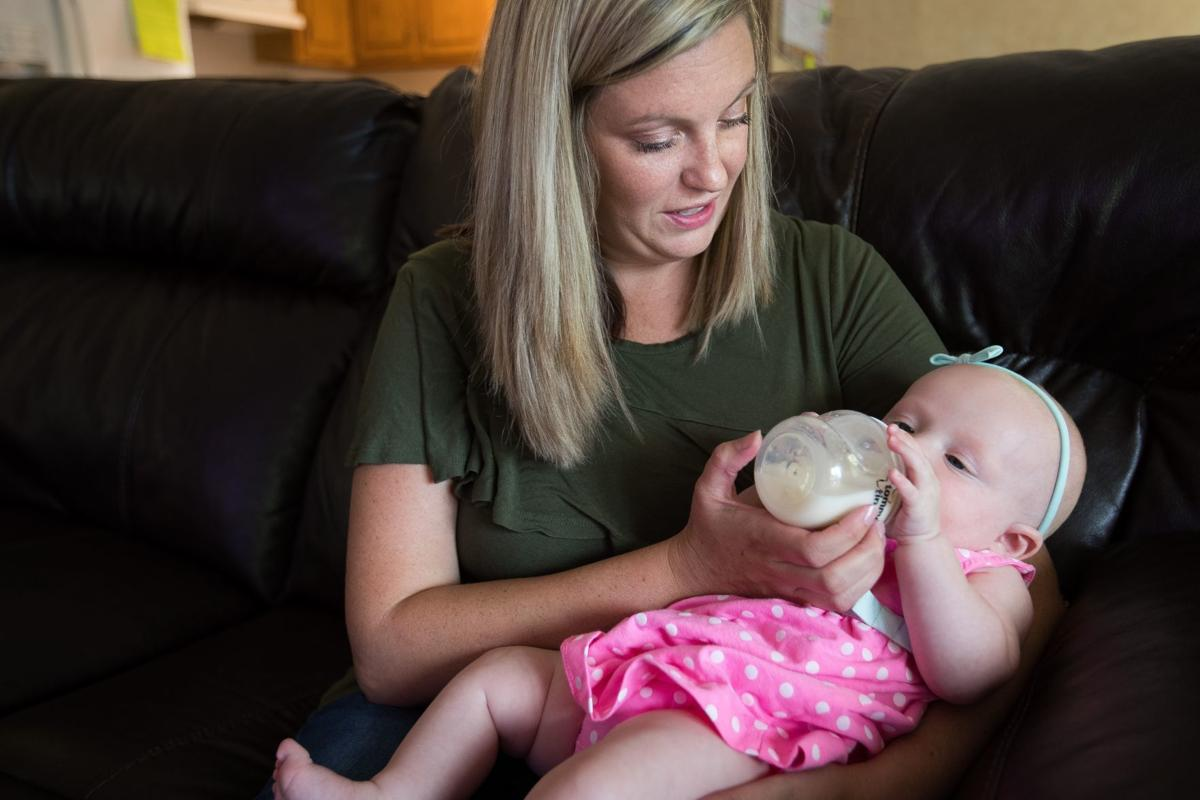 5 women donate 200 bags of breast milk to feed a Nebraska baby. It's more common than you think