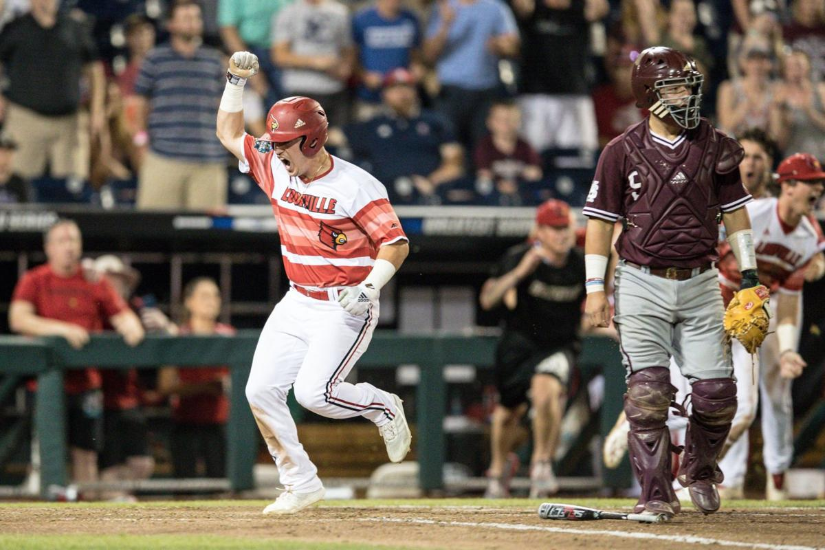 lowest discount fresh styles good out x Louisville remains in College World Series with ninth-inning rally ...