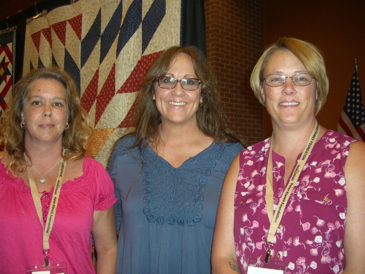 Nebraska veterans attend celebration for female veterans honor flight