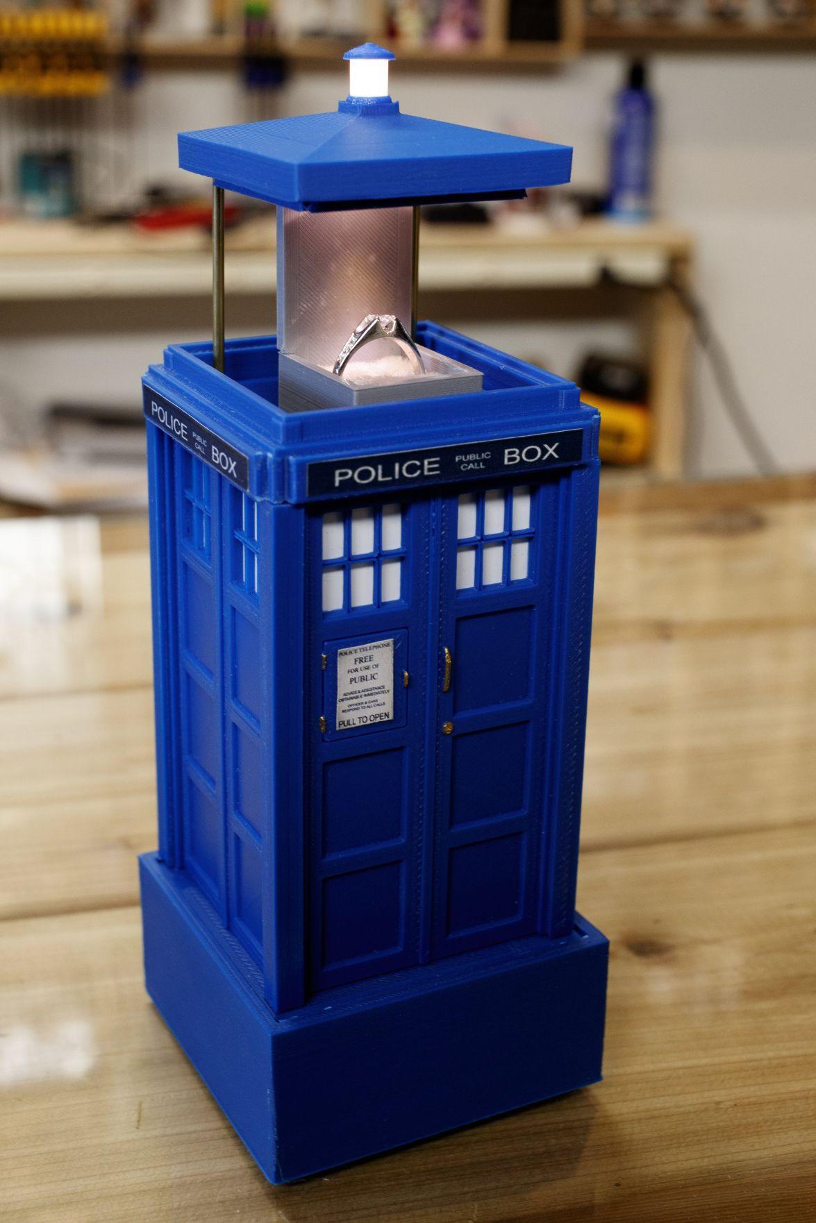 TARDIS proposal
