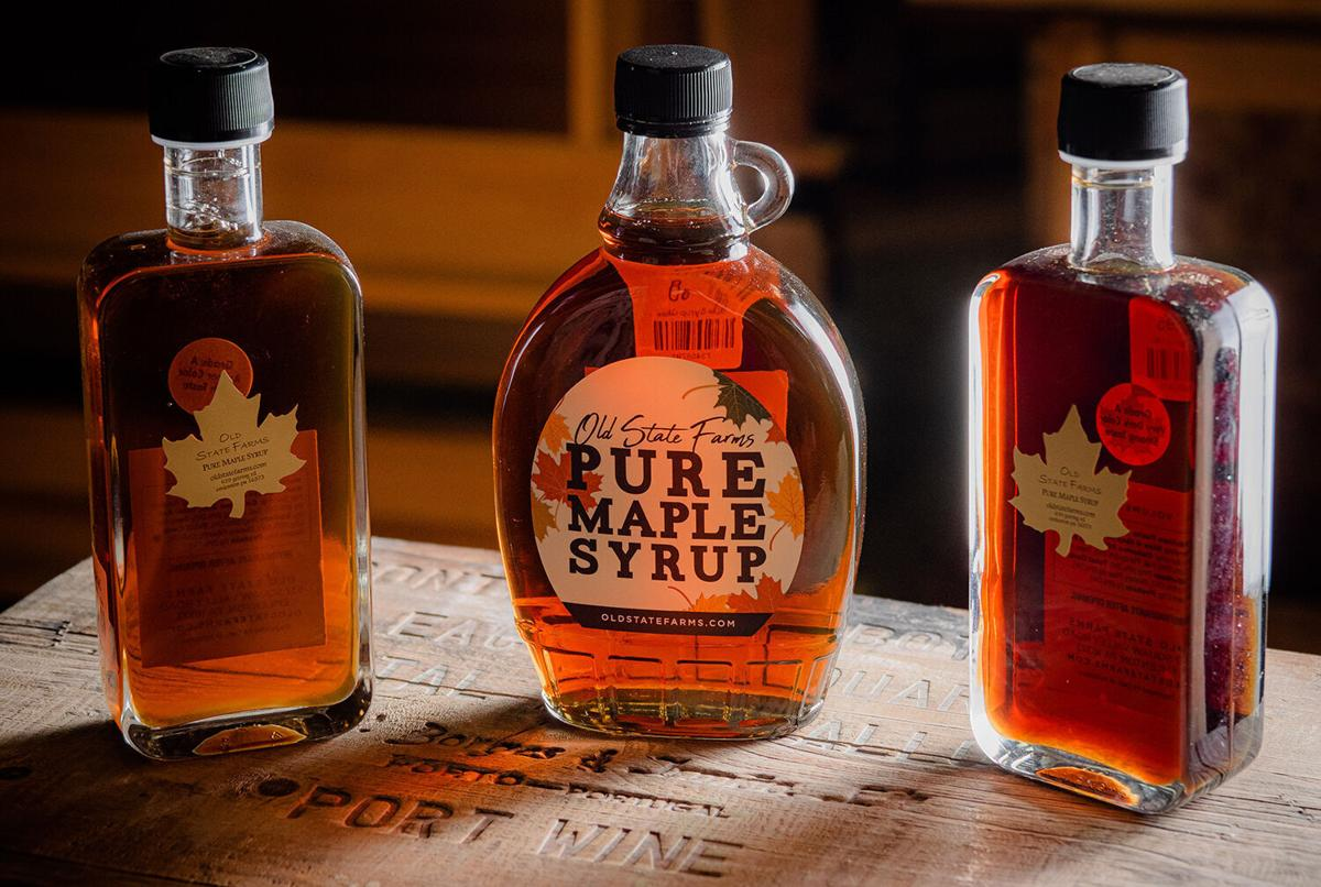 Old State Farms syrup