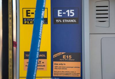 ethanol fuel pump (copy) (copy)