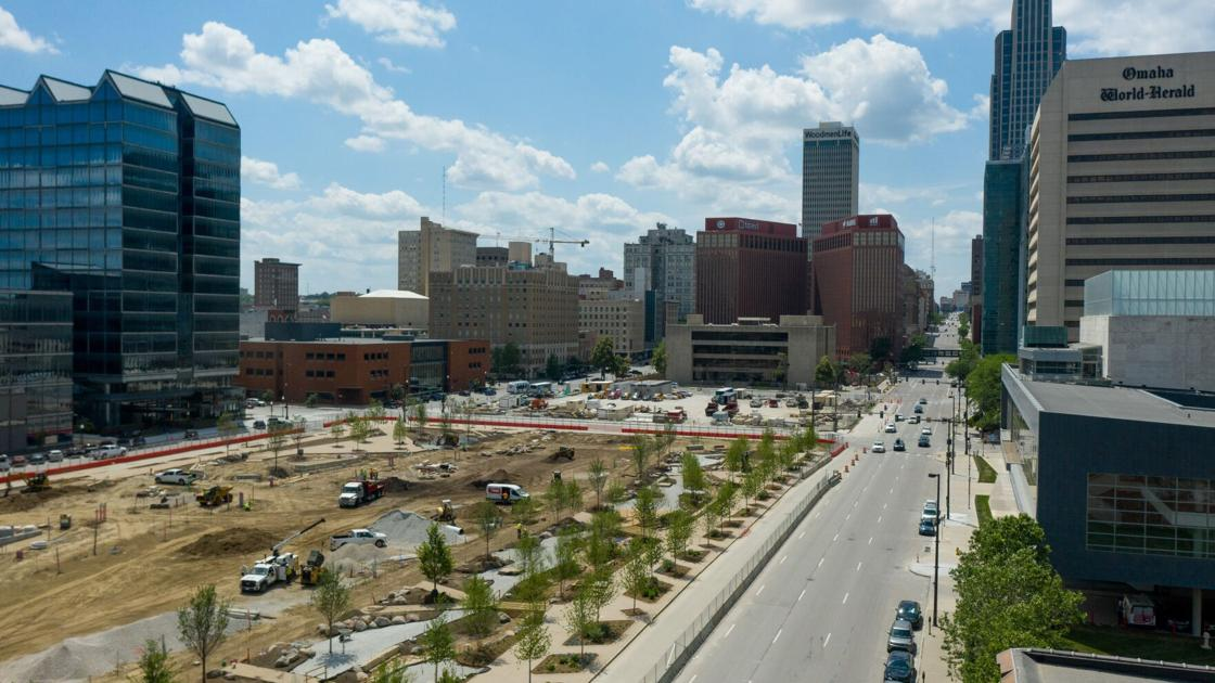 Redefining downtown: Omaha's Gene Leahy Mall changed the city once. What will happen this time?