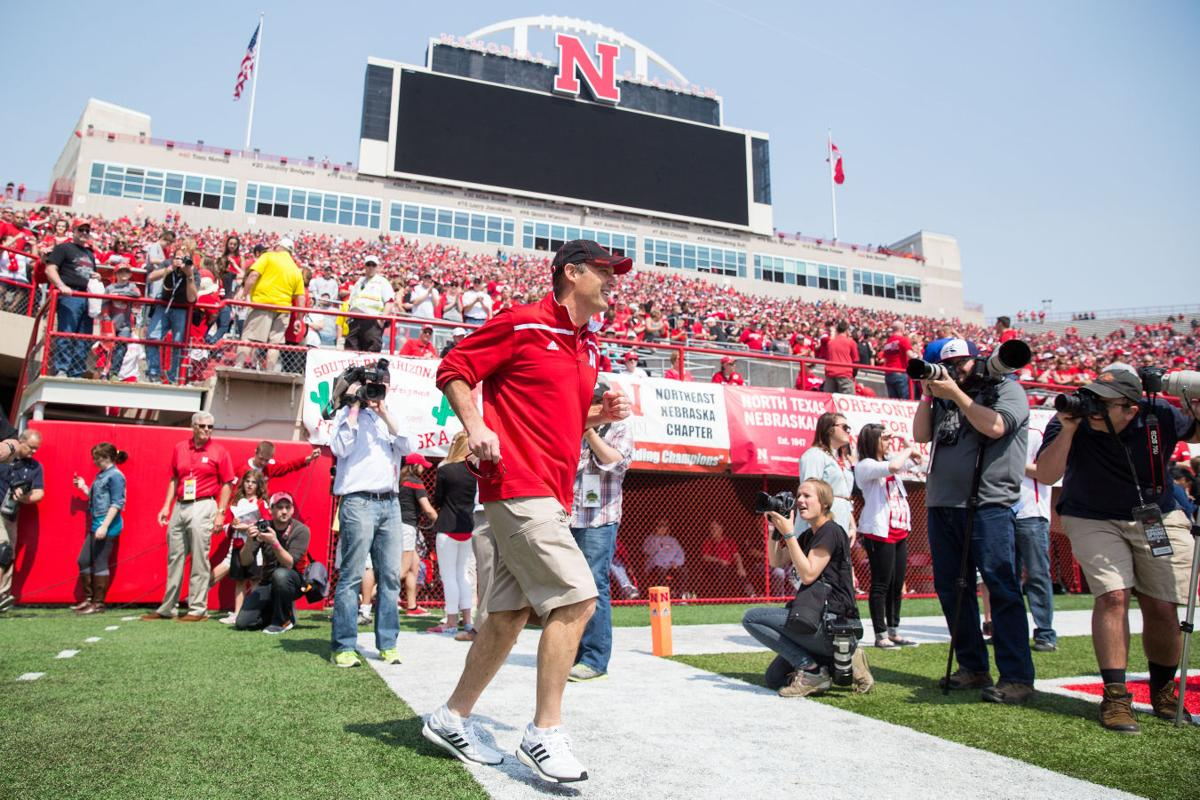 Huskers announced kickoff time for Red-White spring game