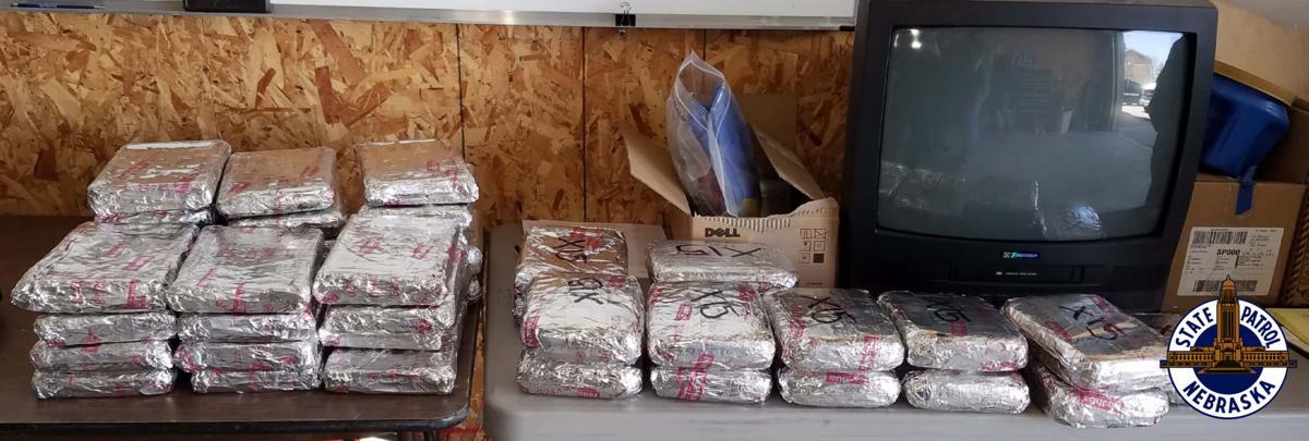 Drugs seized on I-80
