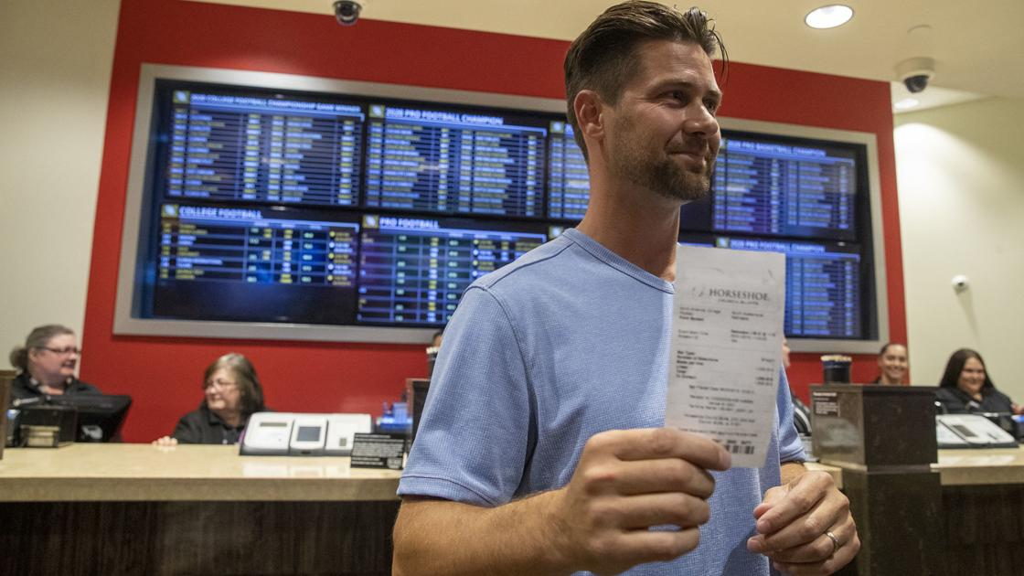 Sports betting is taking off in Iowa, but tribal casinos aren't in on the action yet