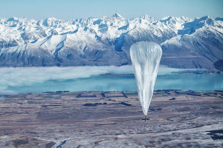 Google floats lofty objective: Internet service via balloon