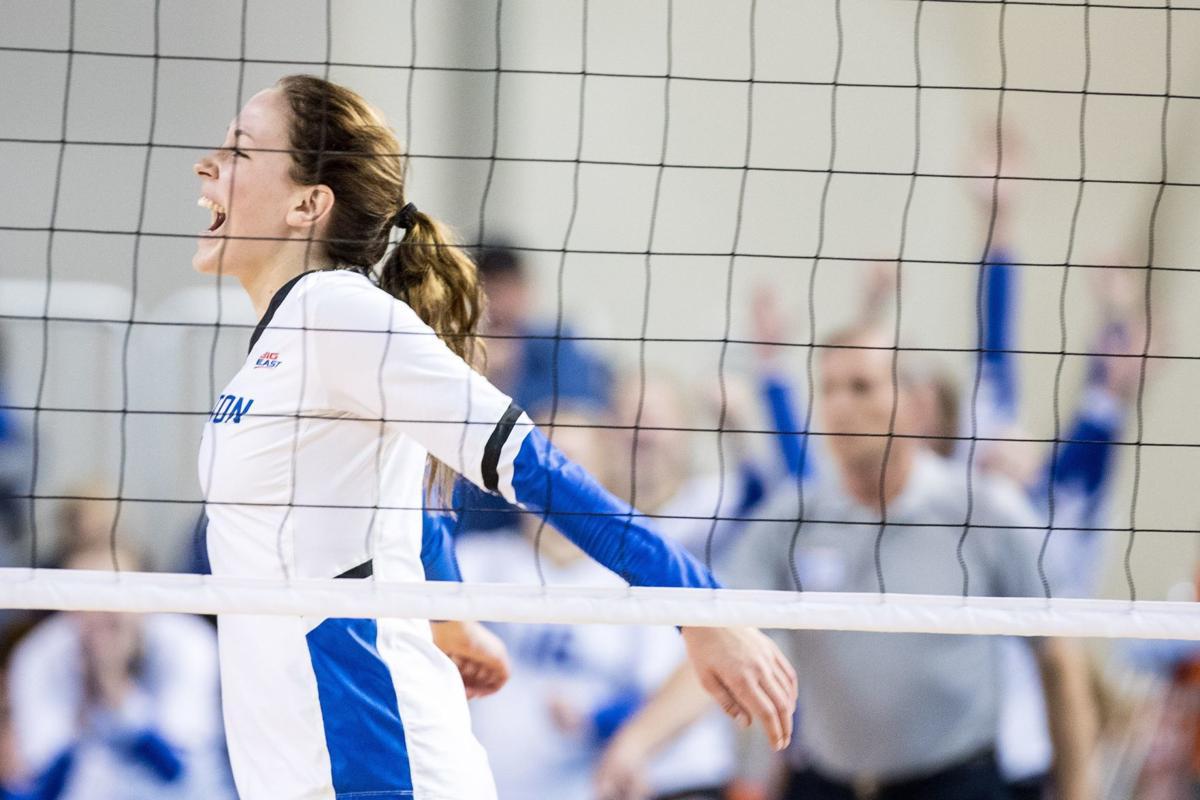 Creighton volleyball sweeps Big East's weekly awards