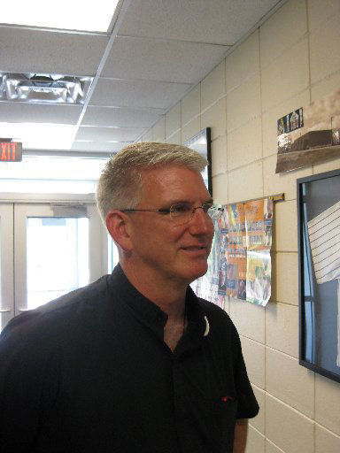 Priest brings mission experience to roles at Omaha's Sacred Heart