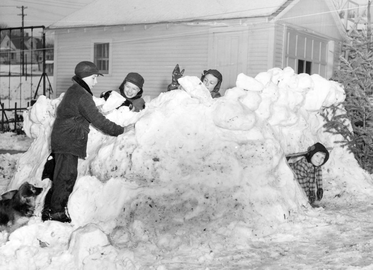 1956 - SNOW