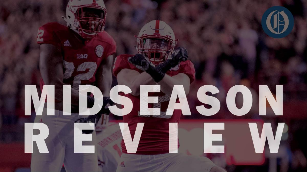 Carriker Chronicles: Midseason grades for the Husker defense