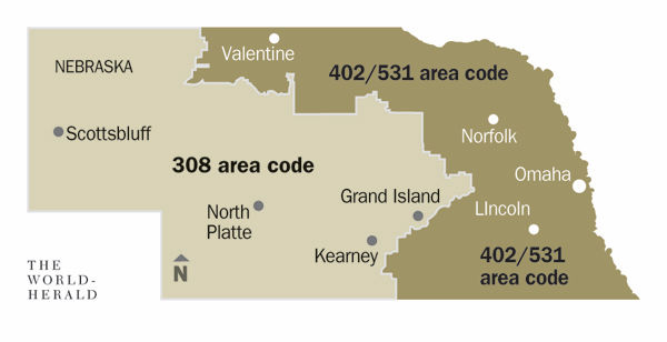 Area codes: 531 doesn't yet have that familiar, local ring | Money on zip code map in omaha n, detailed map of omaha ne, county map for omaha ne, zip code map omaha 68135, street map omaha ne, zip code 68147, zip 68022 map,