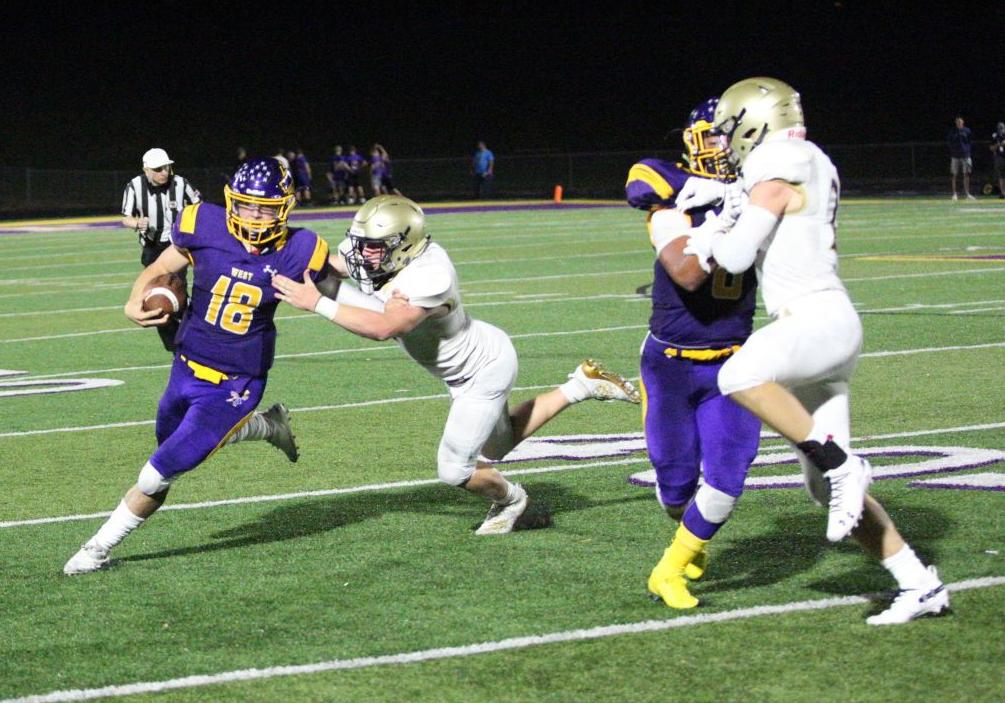 Top-ranked Bellevue West maintains control from the start in win over No. 4 Elkhorn South