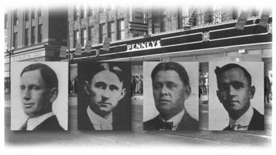 How one Nebraska family contributed to the rise of the J.C. Penney empire