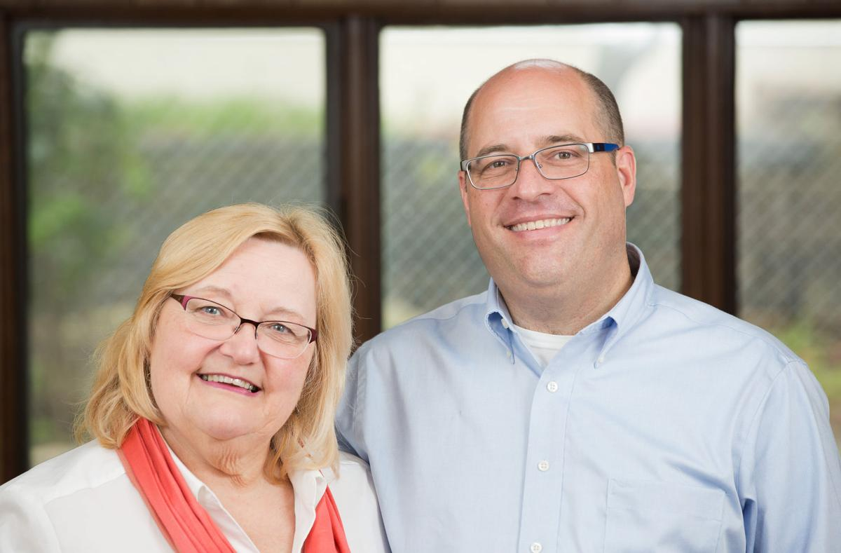 Tom Rouse and Kathleen Chafin
