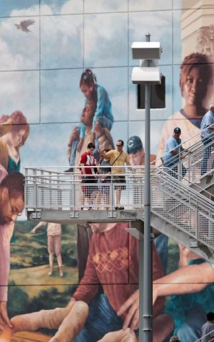 Kelly: Omaha's huge mural invites envy, especially in Philly