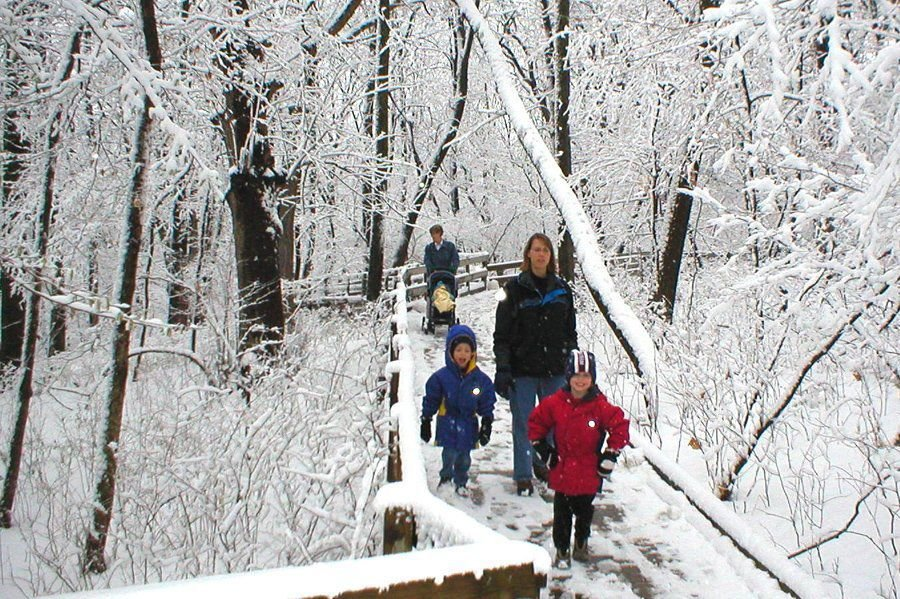 Explore the natural world at Fontenelle Forest