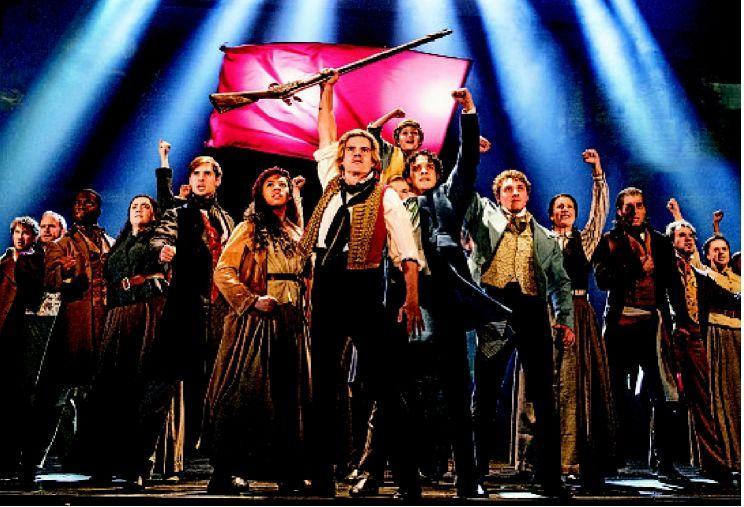 Tribulations of Jean Valjean make for exciting theater in 'Les Miz'