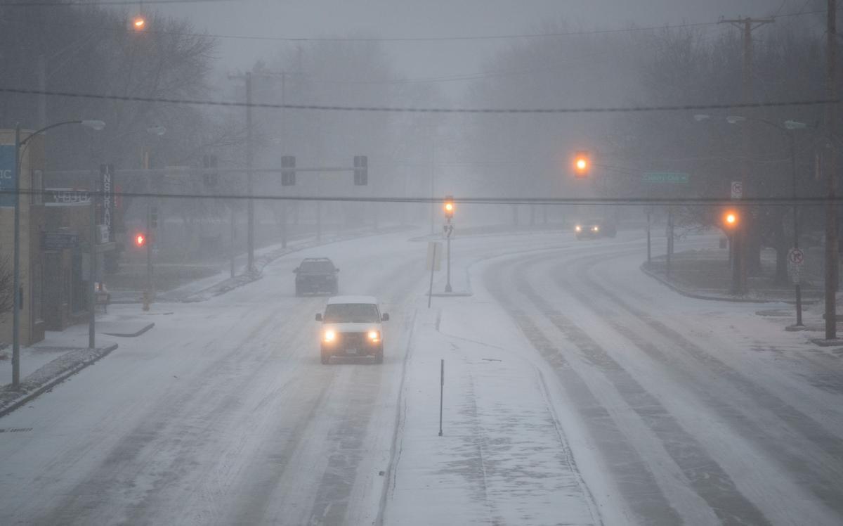 Snow Omaha