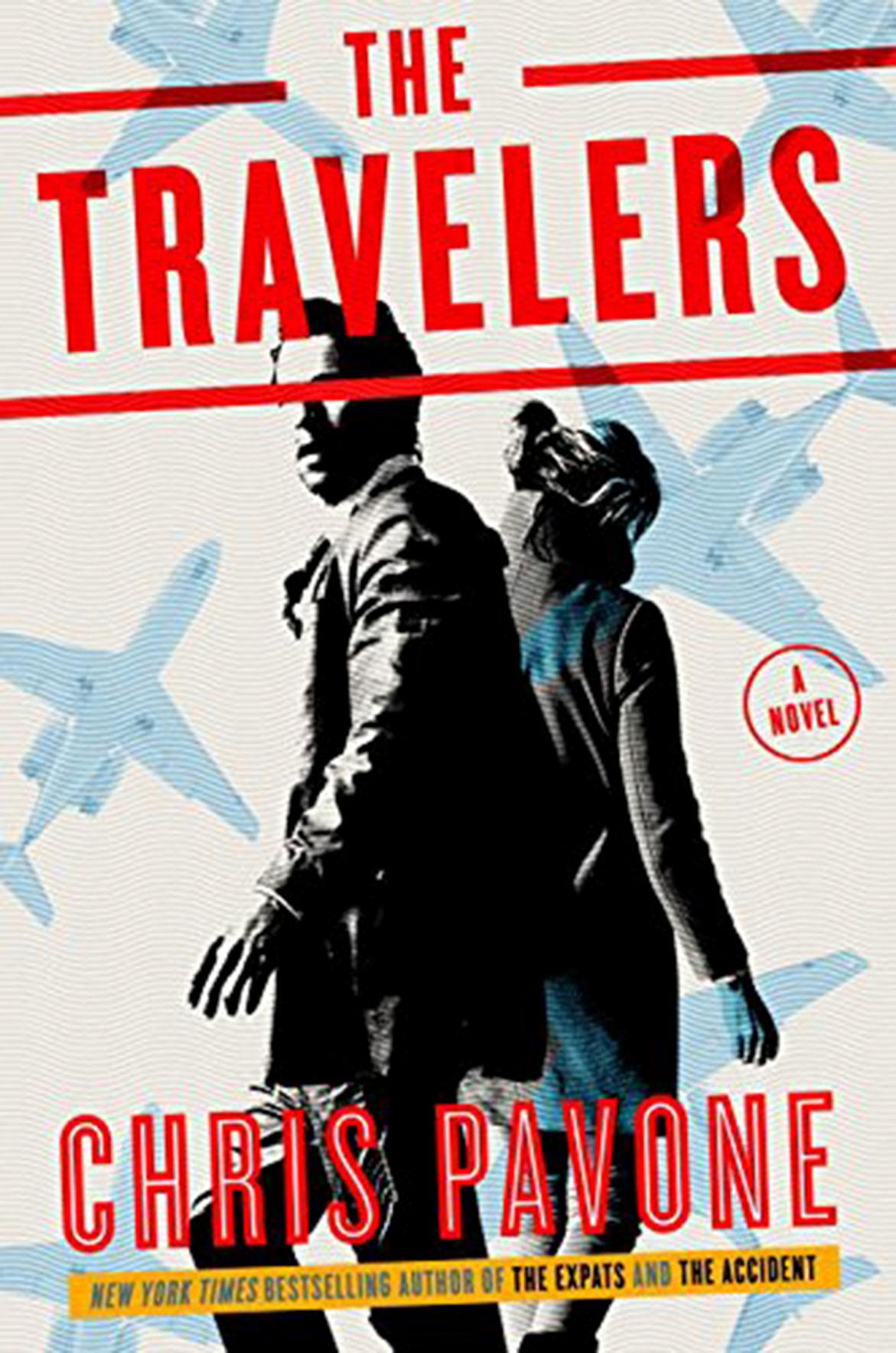 'Travelers' explores secret lives of husband, wife