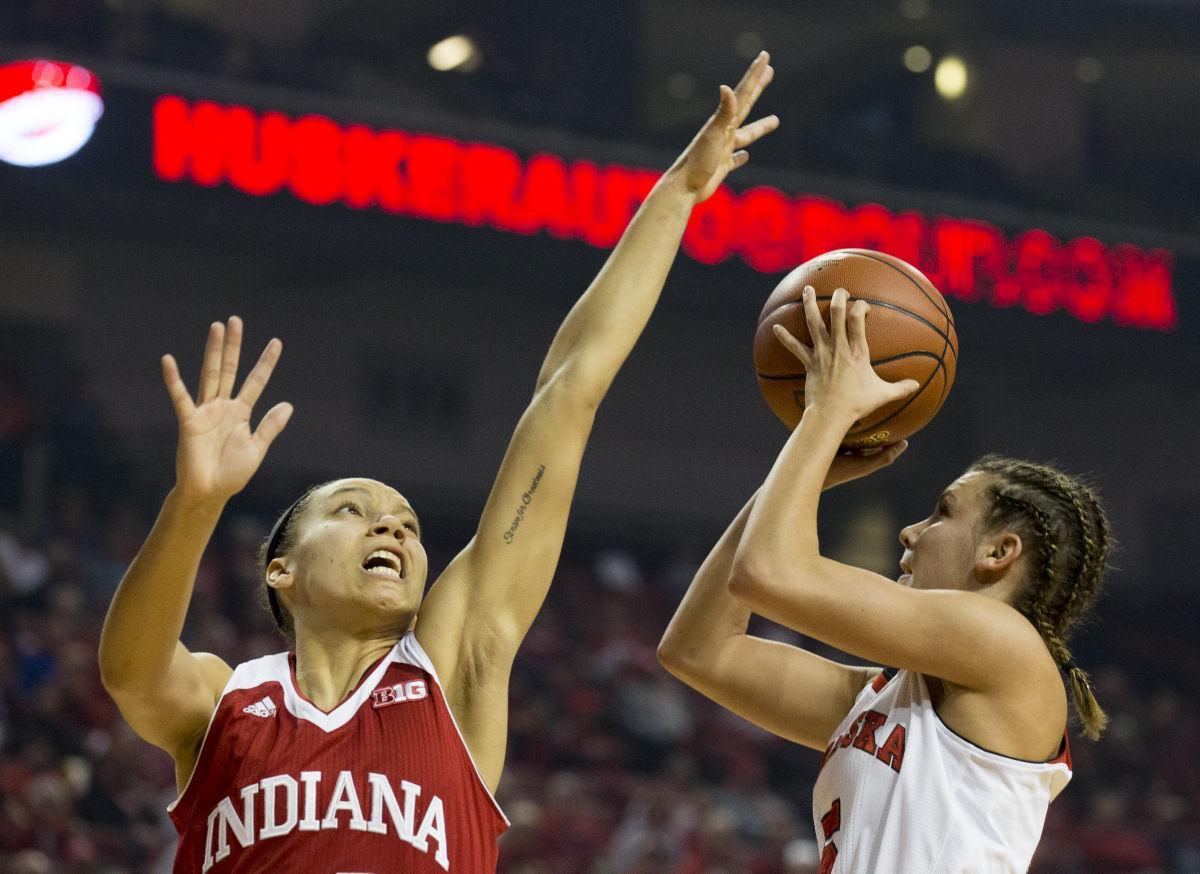 Nebraska women's basketball