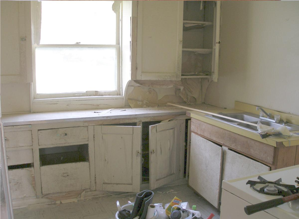 Brothers restore Gifford Park home