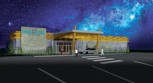 Prairie Flower Casino Rendering 1