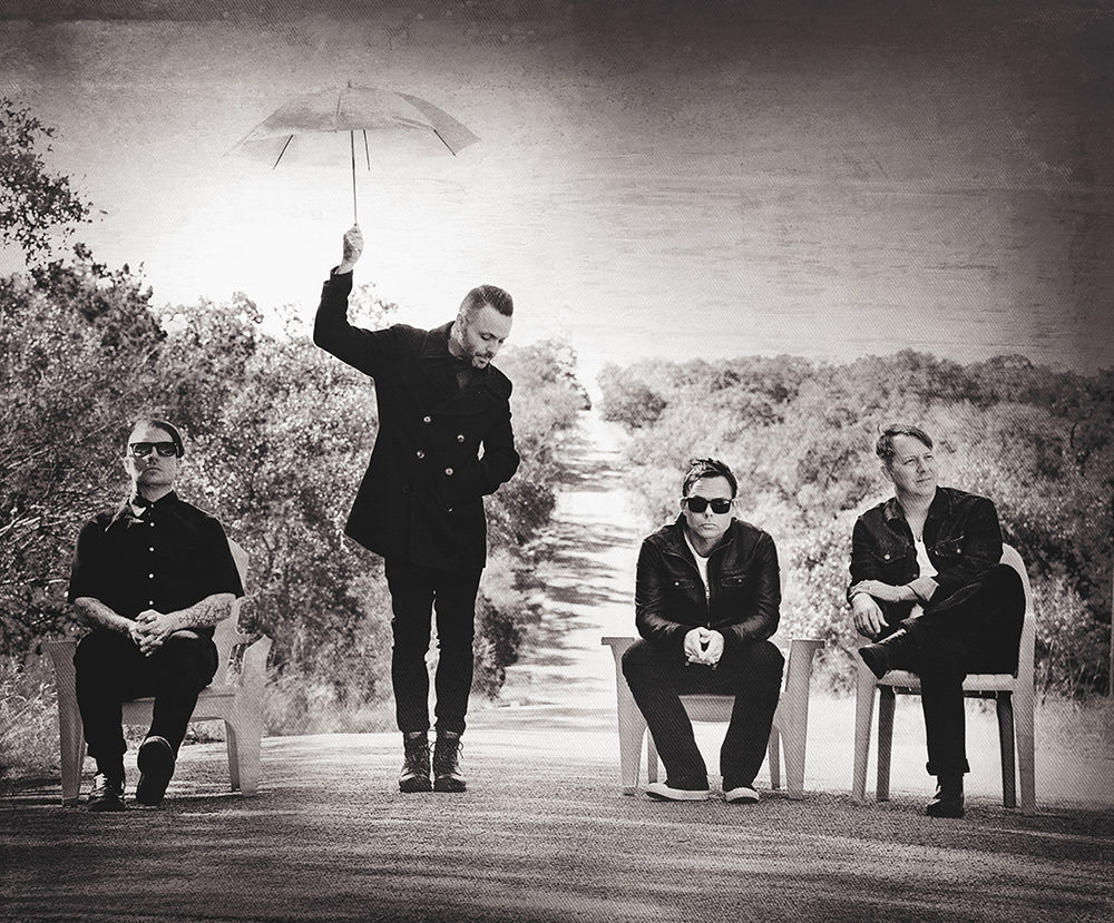 Blue October Is Coming To Westfair Amphitheater Go Arts